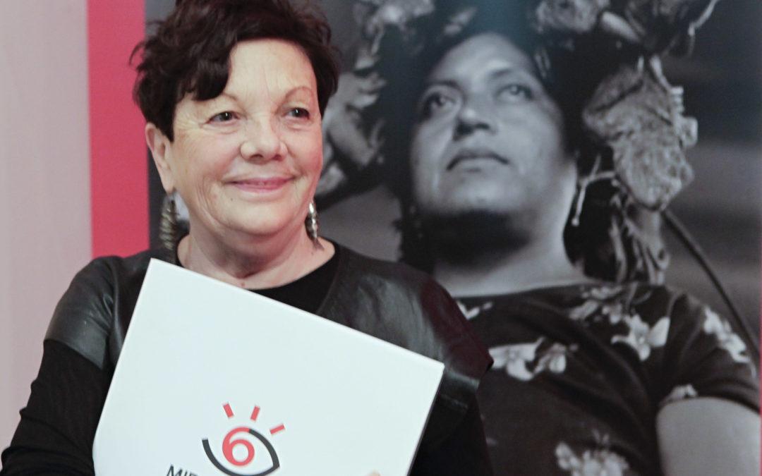 La artista mexicana Graciela Iturbide premio «Hasselblad» recorre en Gijón