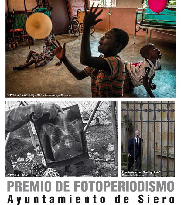 Expo Premio de Fotoperiodismo Ayuntamiento de Siero