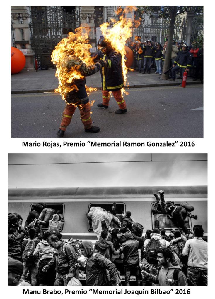 Fotos ganadoras MIRAES 2016