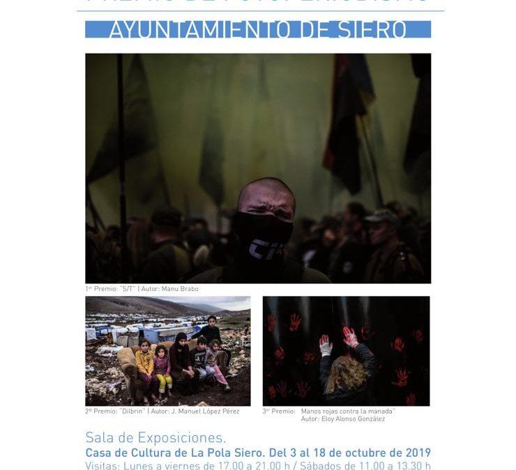Exposición Premio Fotoperiodismo Ayto. de Siero